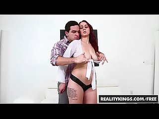 RealityKings - Big Naturals - (Carmen Capri, Peter Green) - Lube For The Boob