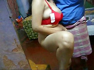 Bengali bhabhi savita masturbating fingering her hairy indian pussy