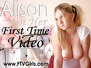 First time alison part4