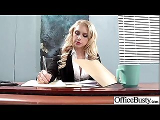 Sex tape in office with slut nasty big melon tits girl alix lynx Vid 01