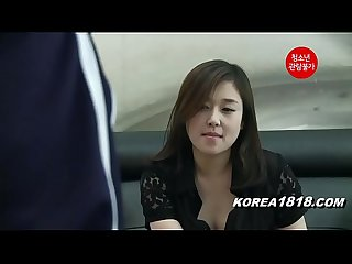 KOREA1818.COM - Korean Teen Home Alone