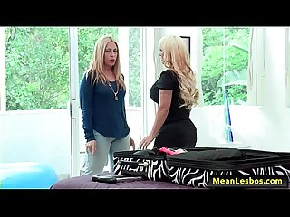 Hot And Mean Lesbians - Like Mother, Dyke Daughter with Holly Halston & Noelle Easton free..