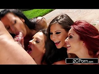Slutty car wash Bj kirsten price comma madison ivy comma Monique alexander comma rachel starr