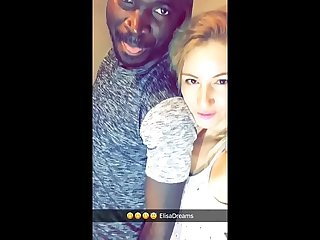 Flashing - Sex - Interracial Snapchats