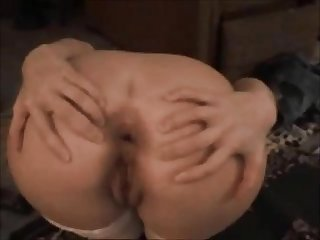 Amateur wife ass fucked on real homemade