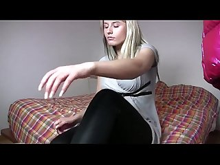 Intimate sex with czech housemate real hidden camera