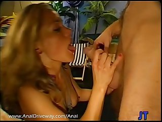 Magdalenas Double Vaginal - Anal Drive Way