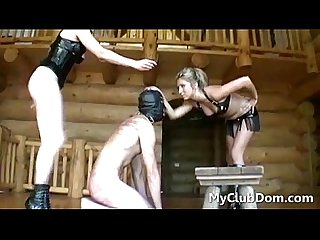 hard time with two mistresses