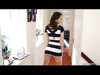 Jess West Very Tight Dress