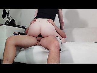 First anal experience ! Katerina gets great pleasure from Anal Toys and Dick . Russian..