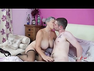 Agedlove hot mature babe savana got fucked hard