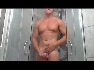 blonde shower