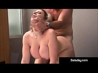 Hot horny milf sara jay shows first timer kyle how to fuck