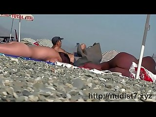 Spanish beach babes nudist beach hidden cam