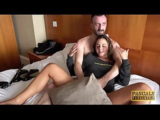 Pornstar whore amirah adara fucked rough by older guy