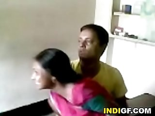 My Indian Sister Takes My Cock From Behind
