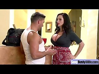 (ariella ferrera) Sexy Busty Wife Bang Hardcore On Camera mov-04