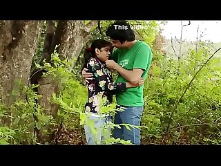 College couple din t control love in Forest short movie hclips private home clips