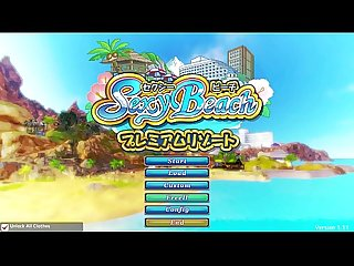 More Sexy Beach Premium Resort Gameplay - Hentai Game