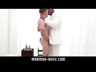Hard boner Twink licked sucked and fucked by big dick hot daddy mormon boyz com