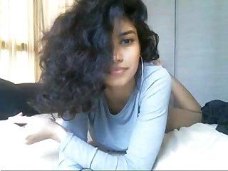 Cute teen on webcam s333 period tk