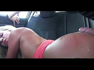 Fucking my ex s mother in her car