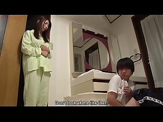 [English Subtitle] JAV Mom will be your first.. Ayumi Shinoda (Full..