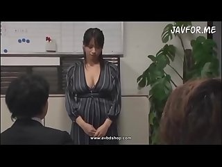 Hana Haruna Is The Office Slut - Full Vid At AsianBondageTube.com/hana-haruna