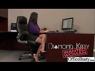 In office busty slut girl fucks hard style diamond kitty Vid 20
