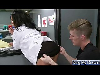 Sex Adventure With (emily b) Hot Patient And Dirty Mind Doctor clip-10