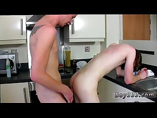 Hunk military masturbate gay A Three Course Meal Of Cock!